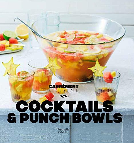 9782017084402: Cocktails & Punch Bowls