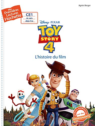 9782017089575: Premières lectures CE1 Disney - Toy Story IV