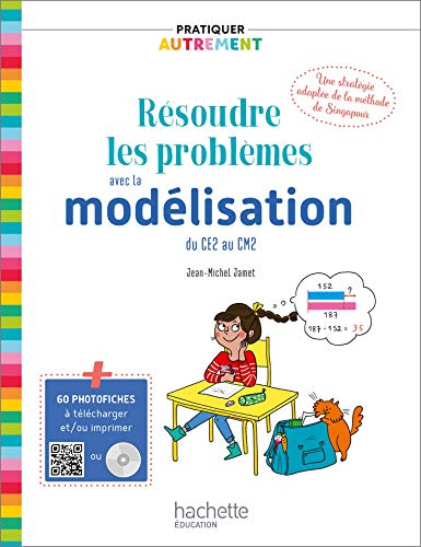9782017099154: Pratiquer autrement - Résoudre les problèmes avec la modélisation du CE2 au CM2 - Livre+CD Ed. 2019