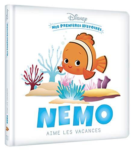 9782017108818: DISNEY - Mes premières histoires - Nemo aime les vacances
