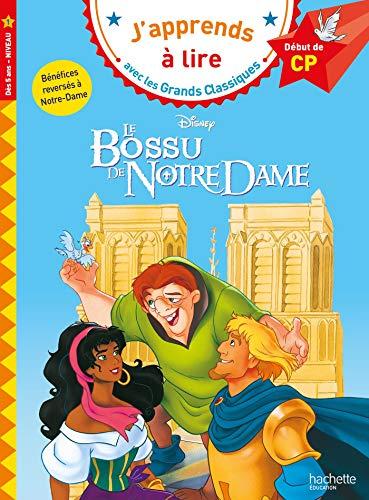 9782017111283: Le Bossu de Notre-Dame CP Niveau 1