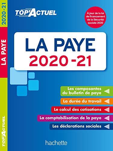 9782017111436: Top'Actuel La Paye 2020-2021