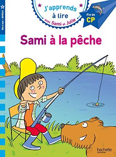 9782017123019: Sami et Julie CP niveau 3 - Sami à la pêche