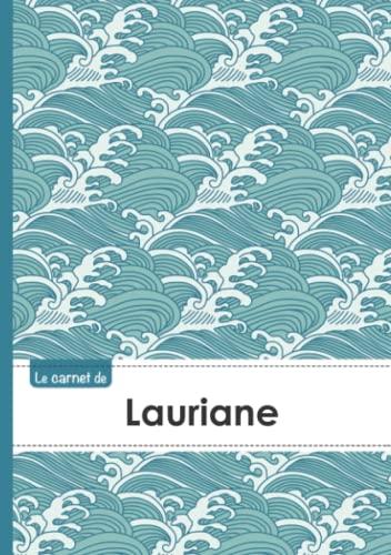 Le carnet de Lauriane - Lignes, 96p,: Collectif
