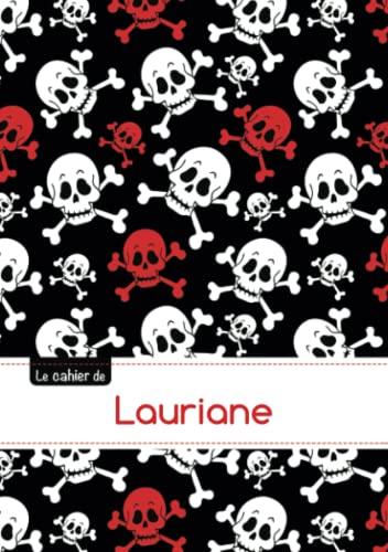 Le carnet de Lauriane - Petits carreaux,: Collectif