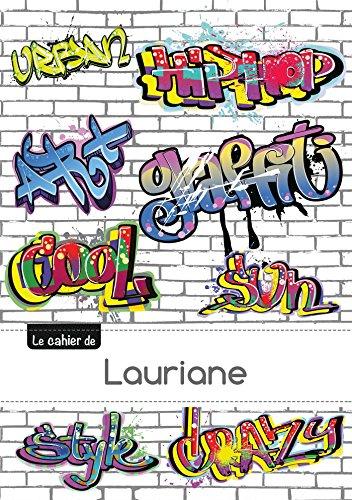 Le carnet de Lauriane - Blanc, 96p,: Collectif