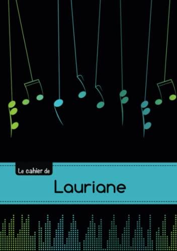 Le carnet de Lauriane - Musique, 48p,: Collectif