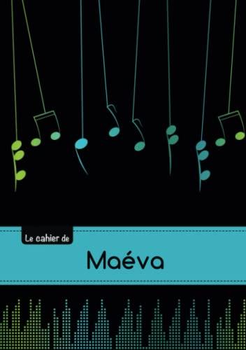 CARNET MAEVA MUSIQUE,48P,A5: Collectif