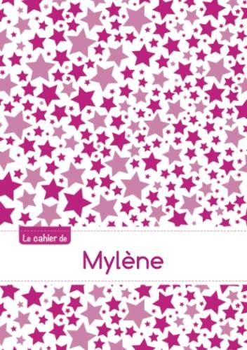9782017655572: CAHIER MYLENE SEYES,96P,A5 CONSTELLATIONROSE