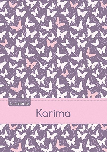 Le cahier de Karima - Séyès, 96p,: Collectif