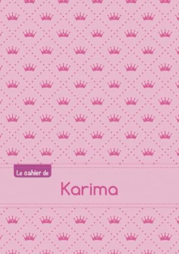 CAHIER KARIMA SEYES,96P,A5 PRINCESSE (Enfant): Collectif