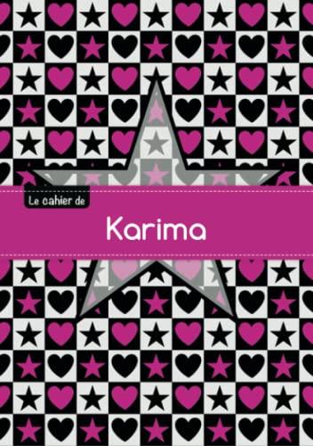 Le cahier de Karima - Petits carreaux,: Collectif