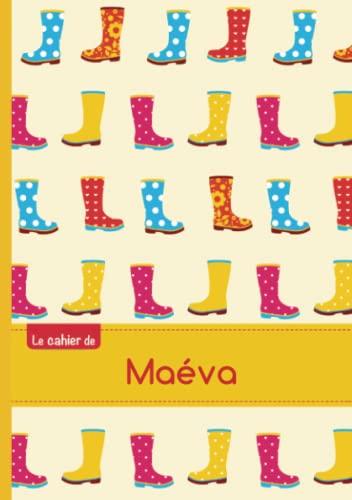 CAHIER MAEVA SEYES,96P,A5 BOTTESDEPLUIE: Collectif