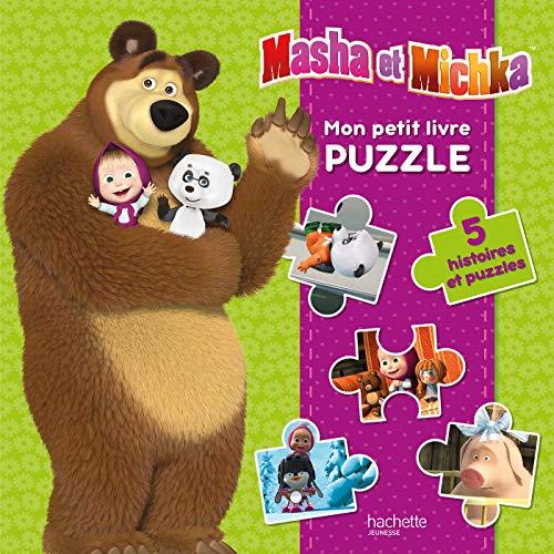 9782017860990: Masha et Michka - Mon petit livre puzzle NED