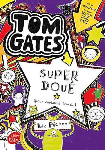 9782017868750: Tom Gates - Tome 5: Super doué (pour certains trucs)