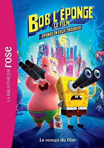 9782017873129: Bob l'éponge - Le roman du film