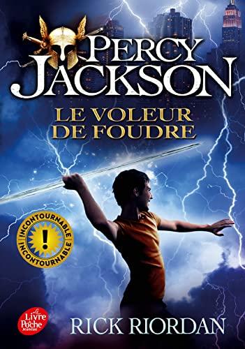 9782019109950: Percy Jackson 1/Le voleur de foudre