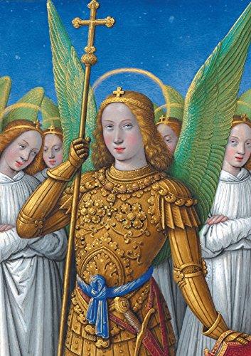 9782019119676: Carnet Heures Anne de Bretagne, Ange en armure