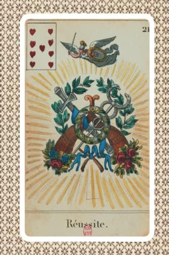 9782019119843: Carnet Cartomancie, Réussite, 18e siècle