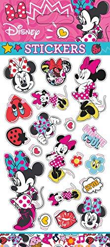 9782019120788: Minnie, sticker sheets glitter