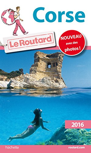 9782019124359: Guide du Routard Corse 2016 (French Edition)