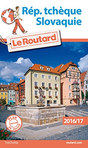 9782019124496: Guide du Routard République Tchèque et Slovaquie 2016 / 2018 [ Czech and Slovak Republic ] (French Edition)