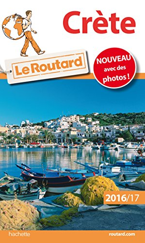 9782019124656: Guide du Routard Cr�te 2016/2017