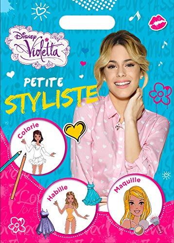 9782019125622: Violetta petite styliste