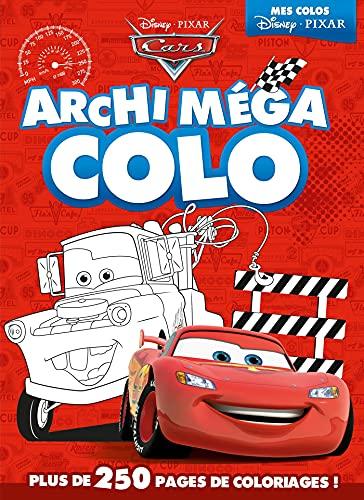9782019125738: Archi Méga Colo Cars