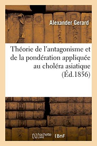 Théorie de landapos;Antagonisme Et de la Pondération: Gerard-A