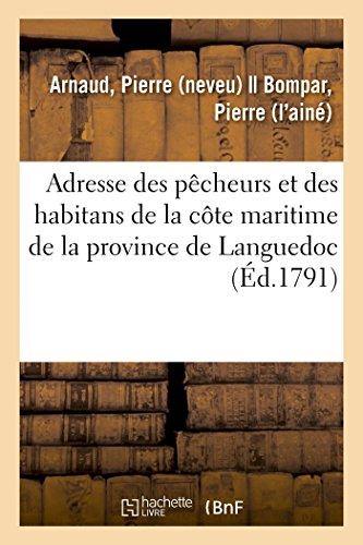 Adresse Des Pècheurs Et Des Habitans de: Arnaud-P