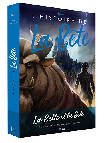 9782019451967: Villains Disney L'Histoire de la Bête: La Belle et la Bête