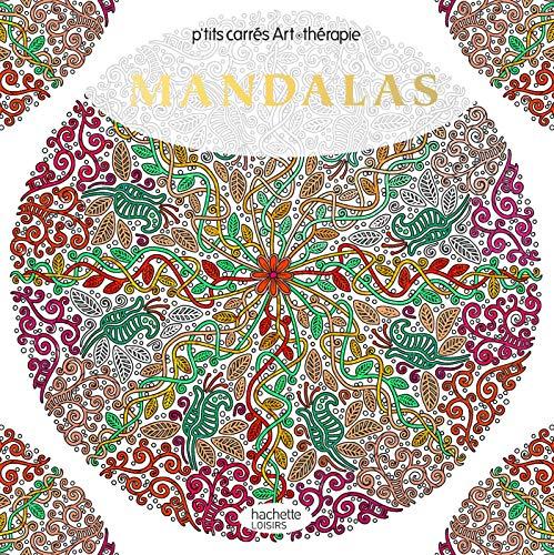 9782019454197: Carrés Art-thérapie Mandalas