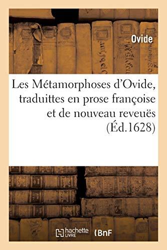 Les Metamorphoses D Ovide, Traduittes En Prose: Ovide