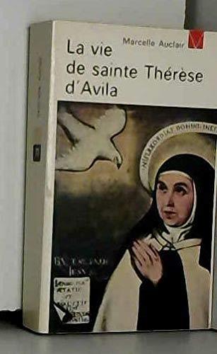 9782020005357: Vie de sainte therese d'avila (Livre de Vie)