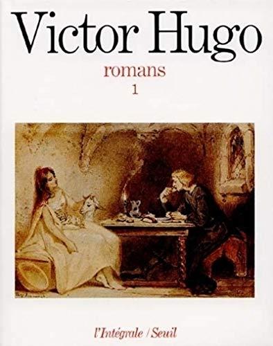9782020007191: Romans, tome 1 : Han d'Islande, Bug-Jargal, Le dernier jour d'un condamné, Notre-Dame-de-Paris, Claude Gueux
