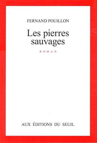 9782020010238: Les Pierres sauvages
