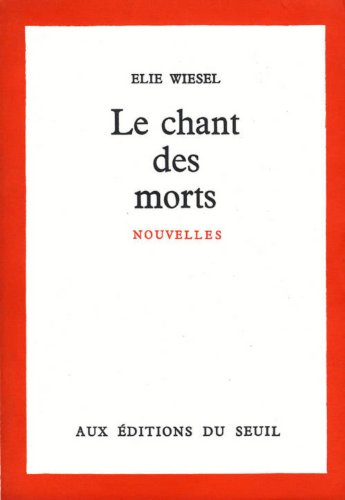 9782020010627: Le Chant des morts