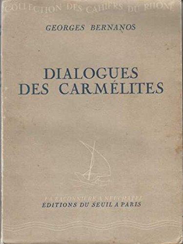 9782020012942: DIALOGUES DES CARMELITES (Theatre)