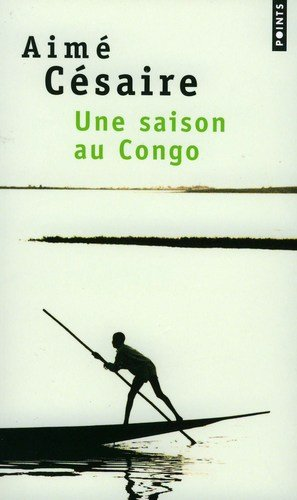 9782020013215: A SEASON IN THE CONGO , A PLAY.