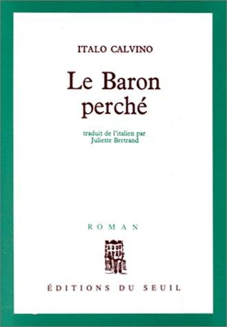 9782020014106: Le Baron perché