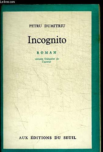 9782020014489: Incognito