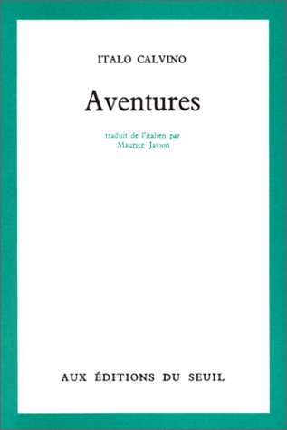 9782020014793: Aventures (French Edition)
