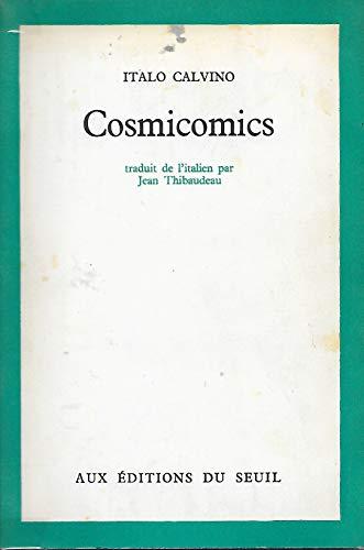 9782020015325: Cosmicomics (Cadre vert)