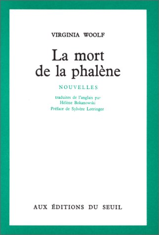 La Mort de la Phalène (202001534X) by Woolf, Virginia