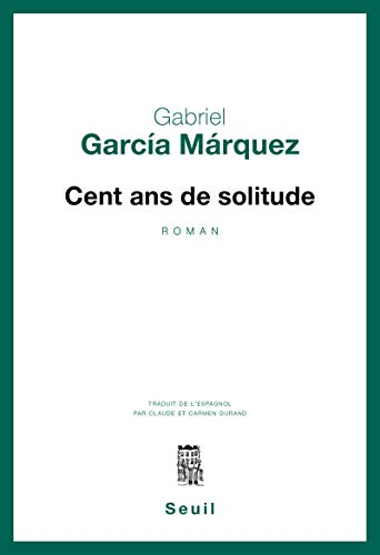 9782020015370: Cent ans de solitude (Cadre Vert)