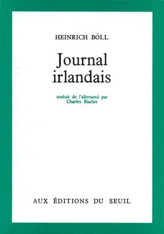 9782020015493: Journal irlandais