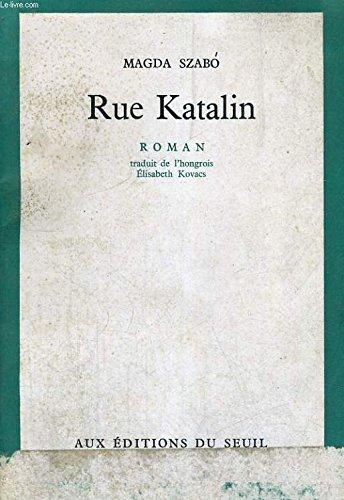 9782020016087: Rue Katalin