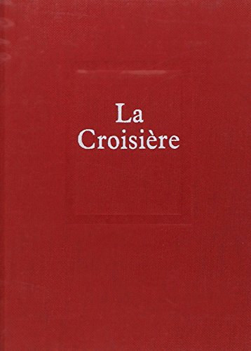 9782020017350: La Croisière
