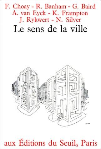 9782020020237: Le sens de la ville